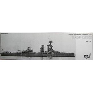 HMS Iron Duke Battleship 1918