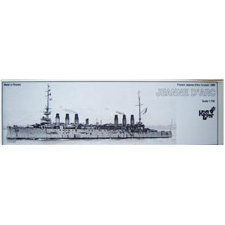 "Combrig  70423 French Jeanne d""Arc Cruiser, 1902"