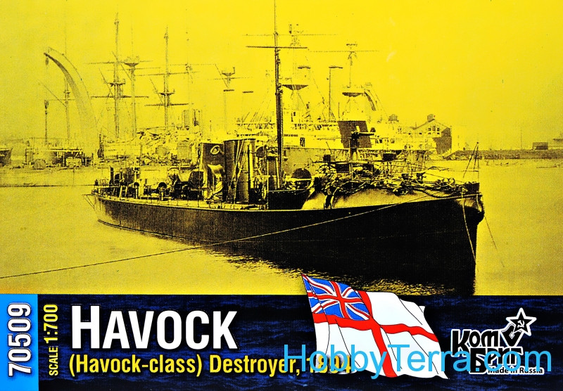"HMS ""Havock"" (Havock-class) Destroyer, 1894"