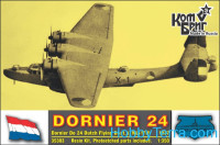 Dornier Do 24 German Flying Boat, 1937 (1WL+1FH)