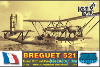 Breguet Br.521 French Flying Boat, 1935 (1WL+1FH)