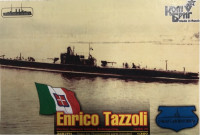 Italian Enrico Tazzoli Submarine, 1936 (Full Hull version)