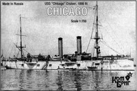 USS Chicago Cruiser