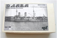 Slava Battleship (Borodino type), 1917 fit