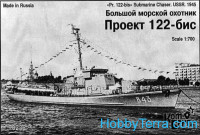 Pr. 122bis small antisubmarine ship