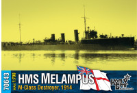 HMS Melampus (M-Class) Destroyer, 1914