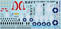 "CTA  4803 Decal 1/48 ""Hot Gnats!"""