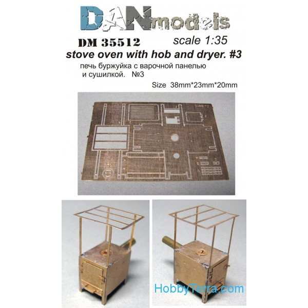 Stove oven with hob and dryer #3