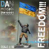 Ukrainian fighter for Freedom, Maidan 2014, Kiev