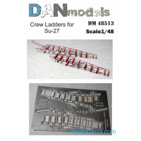 Crew ladders for Su-27
