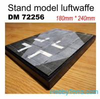 Display stand. Luftwaffe, 240x180mm