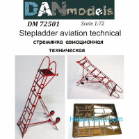 Stepladder aviation technical