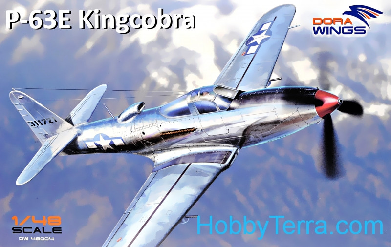 "Dora Wings  48004 TP-63E ""Kingcobra"""