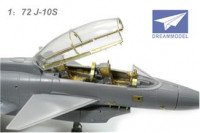 J-10S pe set, for Trumpeter