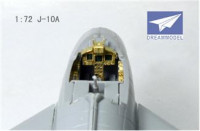 DreamModel  J-10A pe set, for Trumpeter