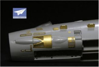 DreamModel  F-14A pe set, for Hasegawa