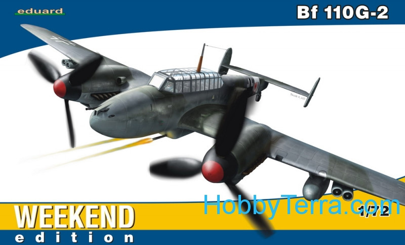 Messerschmitt Bf 110G-2, Weekend edition