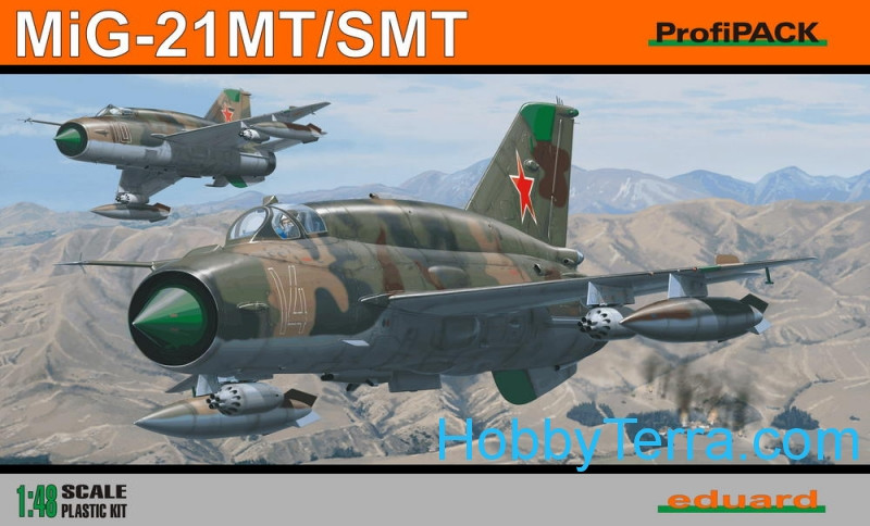 Mikoyan MiG-21 SMT, Profipack edition