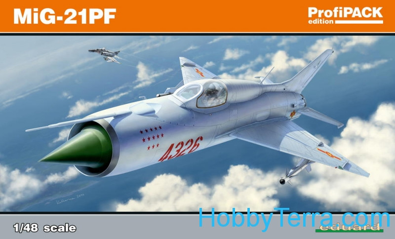 MiG-21PF, Profipack edition