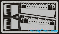 Photo-etched set BIG-ED 1/48 TBF-1 Avenger, for Accur kit