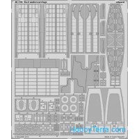 Eduard  4993 Photo-etched set BIG-ED 1/48 Tu-2S, for XUNTONG kit