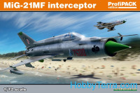 MiG-21MF interceptor (Profipack Edition)