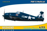 F6F-5 Hellcat, Weekend edition