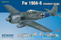 Fw 190A-8 standard wings (Weekend Edition)