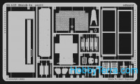 Photo-etched set 1/35 Horch 1a, for Tamiya kit
