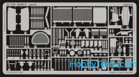 Photo-etched set 1/35 BMD-2, for Eastern Express kit