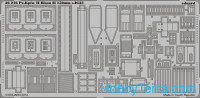Photo-etched set 1/35 Pz.Kpfw II Bison II 150mm s.IG33, for Dragon kit