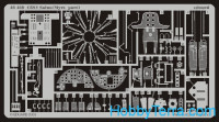 Photo-etched set 1/48 C6N1 Saiun / Myrt, for Hasegawa kit