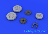 Brassin 1/48 A-4E/F wheels set