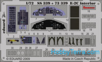 Photo-etched set 1/72 E-2C Color, for Hasegawa kit