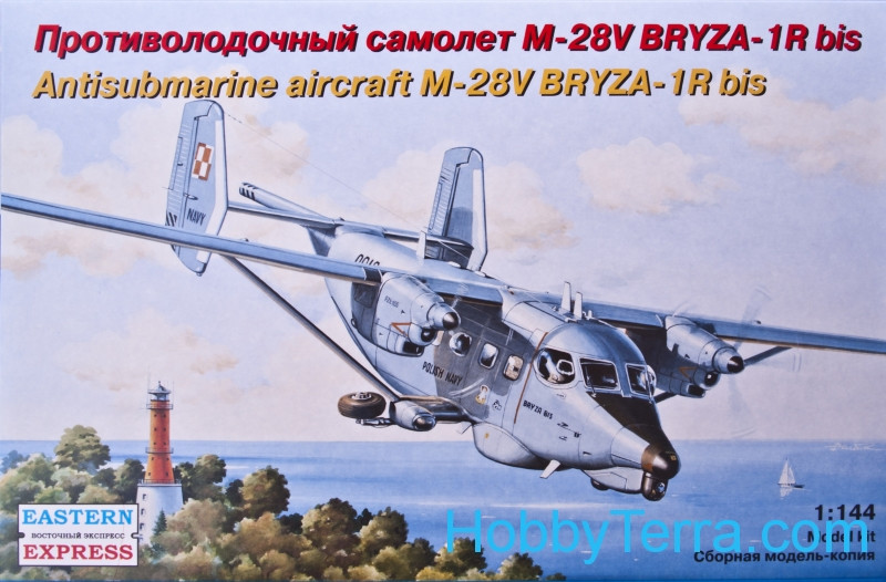 Eastern Express  14446 Antisubmarine aircraft М-28V Bryza-1R bis