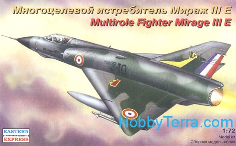 Mirage III E multirole fighter