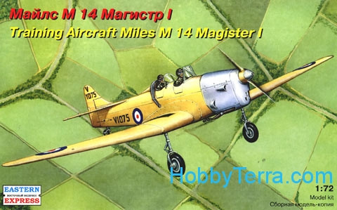 Eastern Express  72288 Miles M14 Magister I
