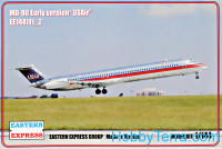 "Airliner MD-80 Early version ""USAir"""