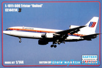 "Passenger aircraft L-1011-500 ""United"""