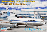 "L-1011-500 Tristar airliner ""PAN AM"""