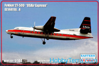 "Fokker 27-500 ""USAir Express"""