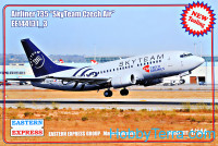 Airliner 735 SkyTeam Czech Air