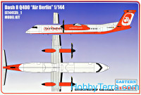 "Civil airliner Dash 8 Q400 ""Air Berlin"""