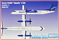 "Civil airliner Dash 8 Q400 ""Yakutia"""