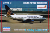 Boeing 737-100 Continental