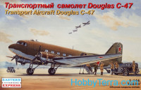 Transport aircraft Douglas C-47