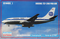 "Boeing 737-200 ""Pan Am"""