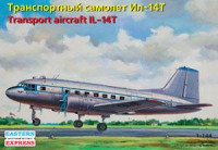 Transport aircraft IL-14T