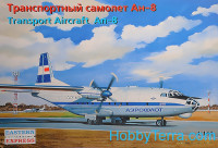 Antonov An-8 transport aircraft, civil