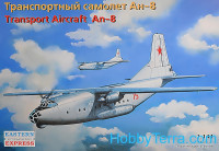 Antonov An-8 transport aircraft, military version